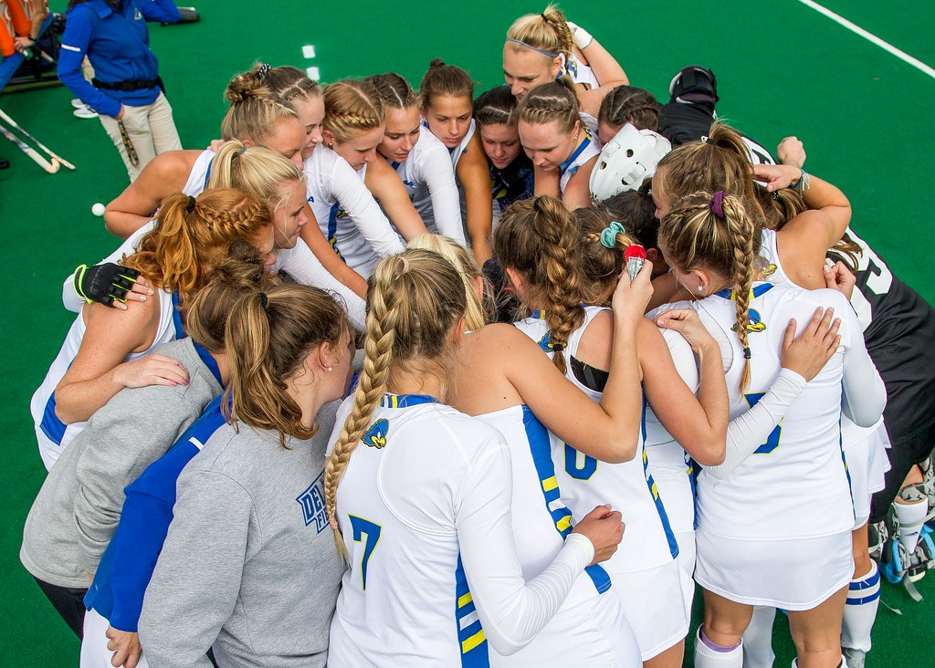Delaware field hockey carries momentum into CAA tournament
