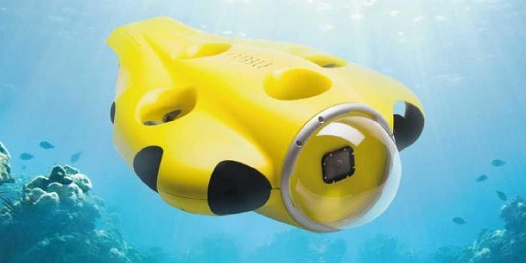 Des drones cartographieront le plancher océanique