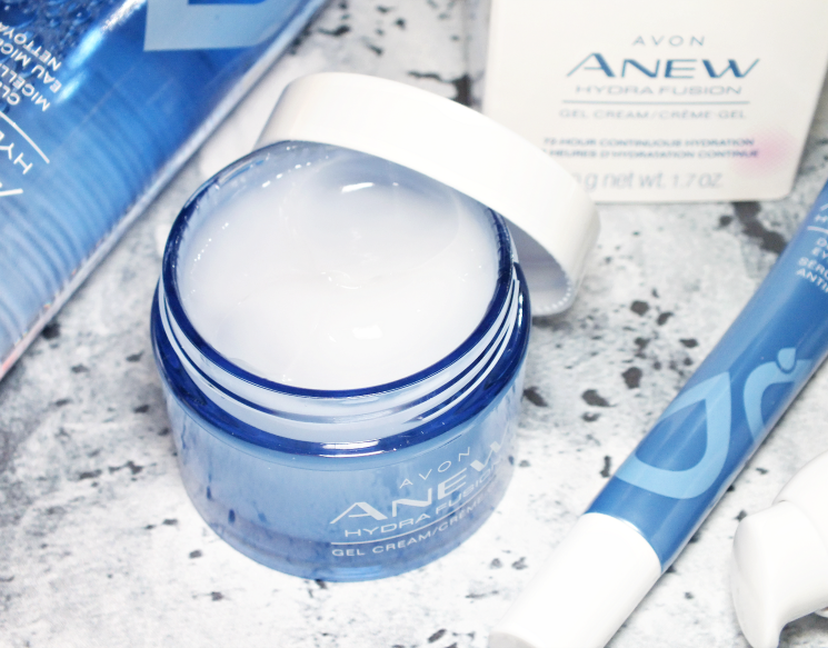 avon anew hydra fusion gel cream