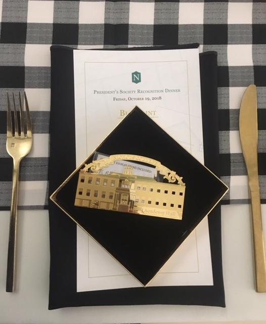 President's Society Dinner 2018