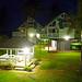 Sealofts Condominiums by night, Frigate Bay, St Kitts by Andrey Sulitskiy