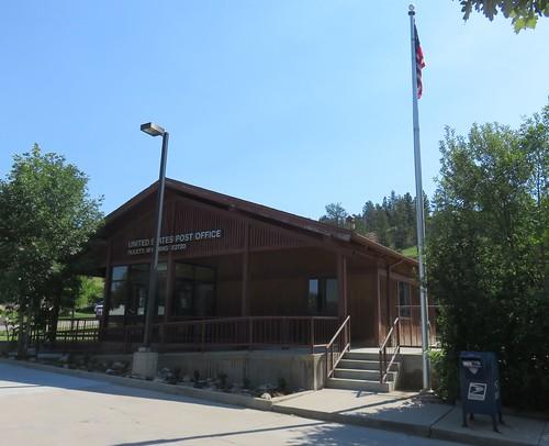 Post Office 82720 (Hulett, Wyoming)