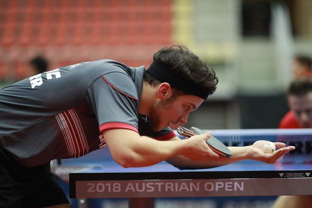 Qualification Day 1 - Seamaster 2018 ITTF World Tour Platinum Liebherr Austrian Open
