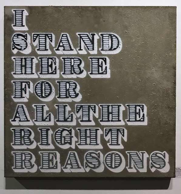 EINE I Stand For All The Right Reasons
