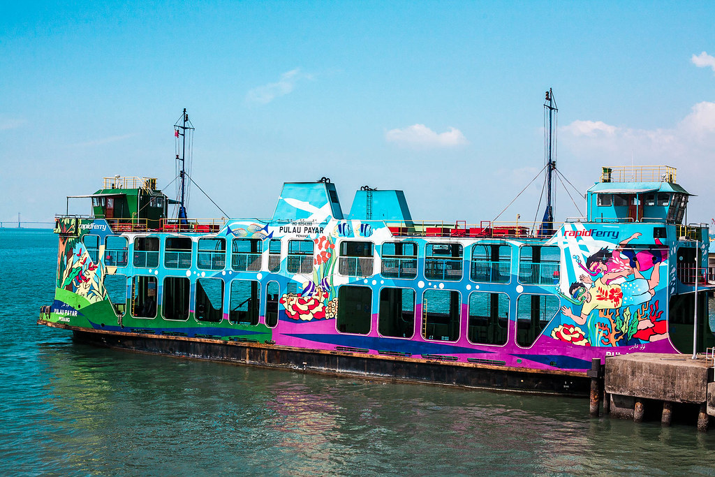 Rapid Ferry Penang