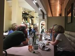 Last dinner together