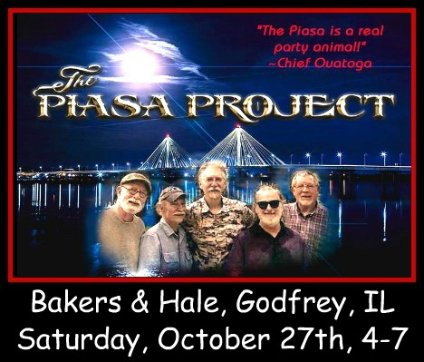 The Piasa Project 10-27-18