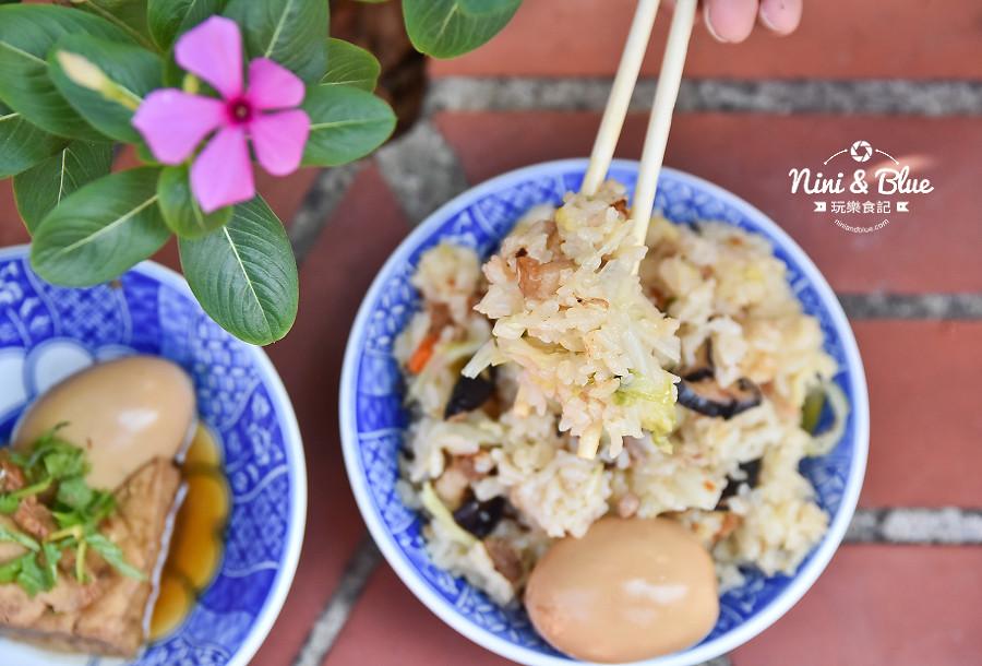 港心麵線糊 伸港 鹿港 彰化美食 高麗菜飯14