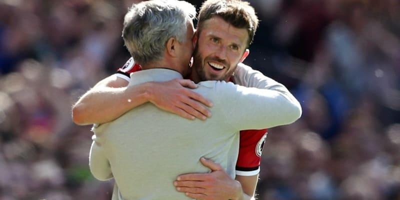 Carrick tidak mengincar pekerjaan Mourinho di Man Utd