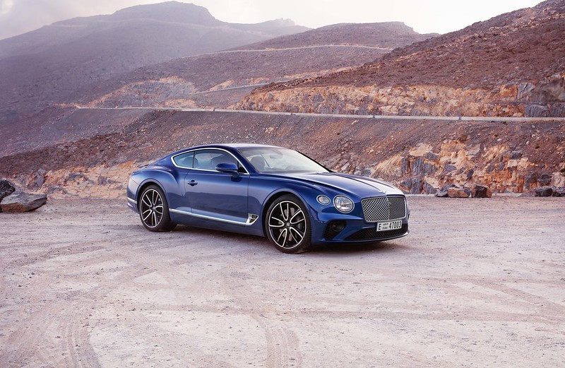 2018 Bentley Continental GT W12 Carbonoctane First Drive Review Dubai Jabel Jais