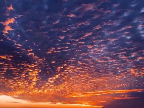 Beautiful sunset tonight...just beautiful.