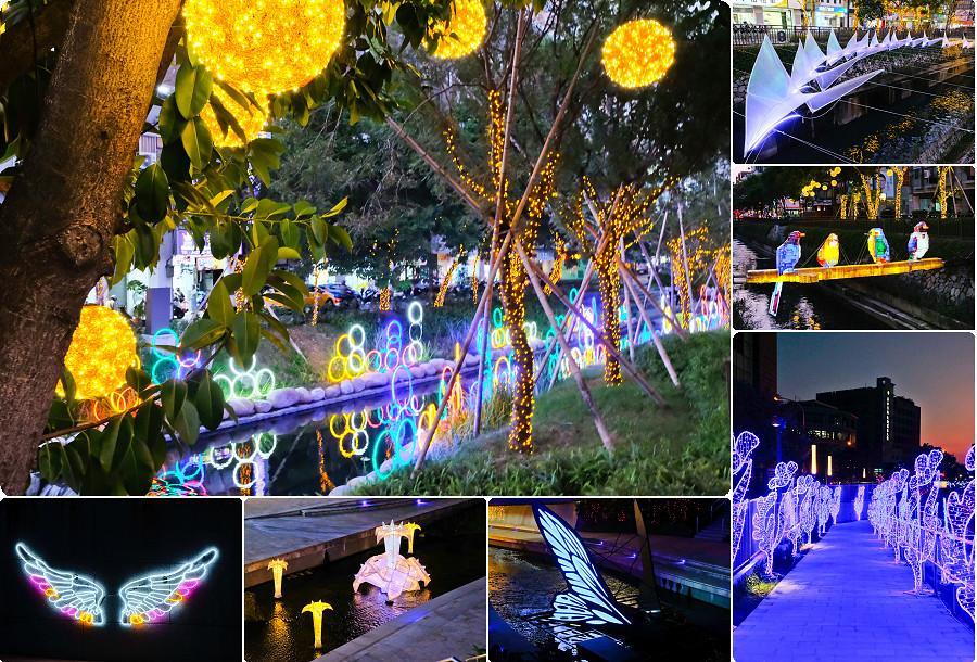 2018柳川水岸燈節