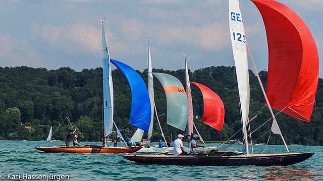 Starnberger See - Drachenpreis des MRSV
