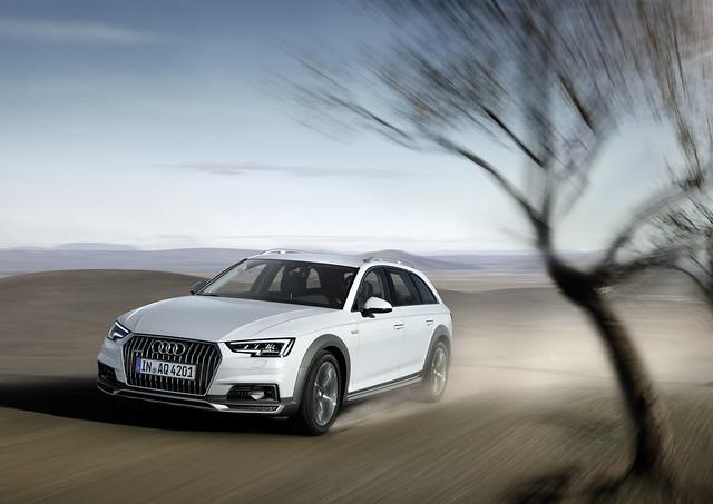 Comprar Audi A4 Allroad