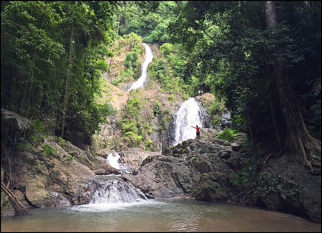 Huay To Waterfall, Krabi