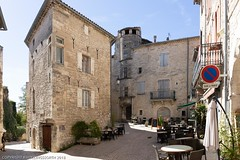 Barjac, Occitainie, France - Photo of Tharaux