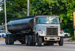 Truck spotting in Jamaica