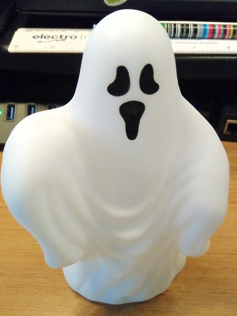 Poundland Ghost