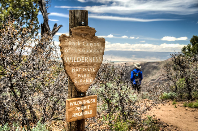 Wilderness Permit Required