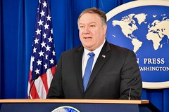Secretary Pompeo Provides and Update on Iran Policy and Sanctions at the Washington Foreign Press Center