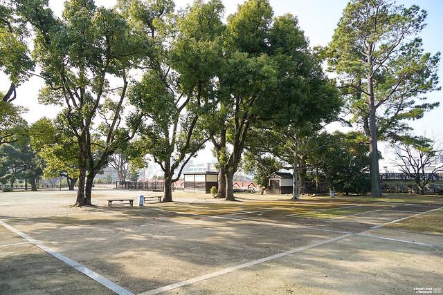 岡山城中之段