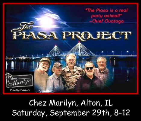 The Piasa Project 9-29-18