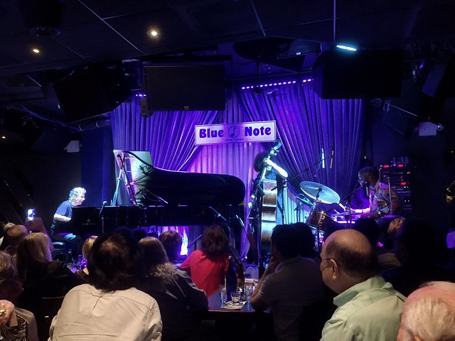 Chick Corea Trio in Blue Note