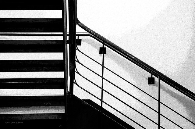 nyc stairwell