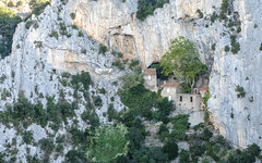 L'Ermitage de Saint-Antoine de Galamus - Photo of Pézilla-de-Conflent