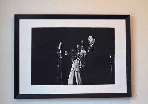 Jan Allan – Miles Davis och Lester Young