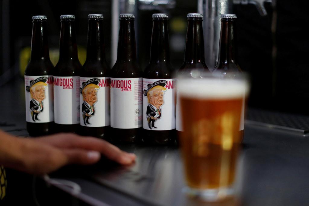 Трамп рассказал, что никогда в жизни не пил пива