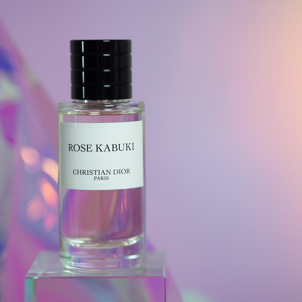Rose Kabuki