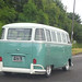 Clean 15 Window T1 VW Kombi
