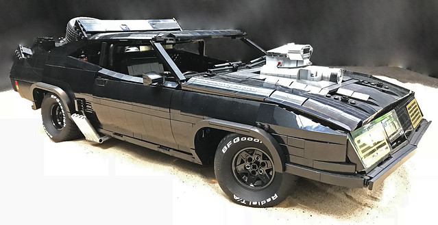 Mad Max II V8 Interceptor