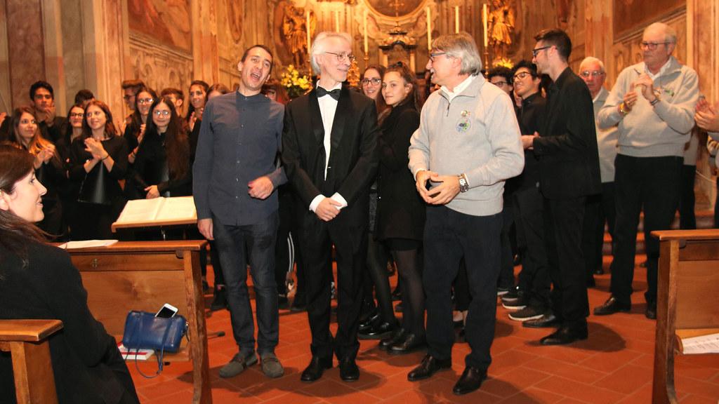 Rassegna del Santo 2018  06 - 10 - 2018    I Maestri   E. Barbagli ,  A. Cappellari  e  D. Carugati