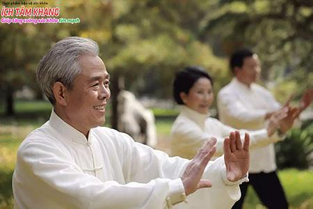 Tập thể dục nhẹ nhàng giúp ích trong điều trị nhồi máu cơ tim