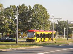 """Pesa 120Na """"Swing-Duo"""", #3503_Tramwaje Warszawskie"""