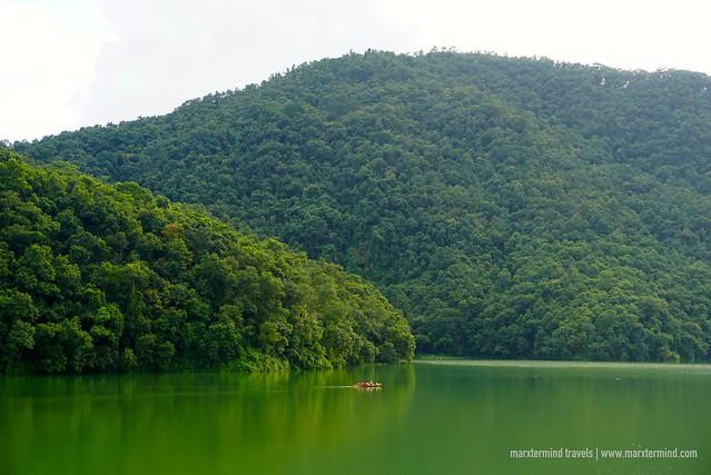 Stunning Phewa Lake Pokhara