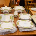 E125 dinner service set