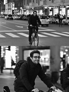 [La Mia Città][Pedala] sorridendo