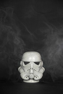 Fill Your Room With The Dark Side With Stormtrooper & Darth Vader Incense Holder!