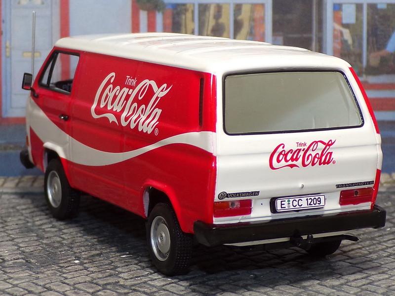 VW T3 - Coca Cola - 1983