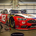 Ryan Blaney's #12 Ford Fusion
