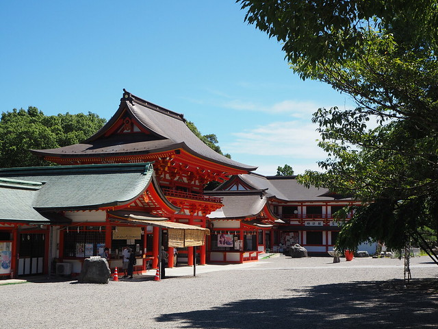 Photo:Omie Shrine 近江神宮 By ugin0217