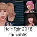 Hair Fair 2018-amiable