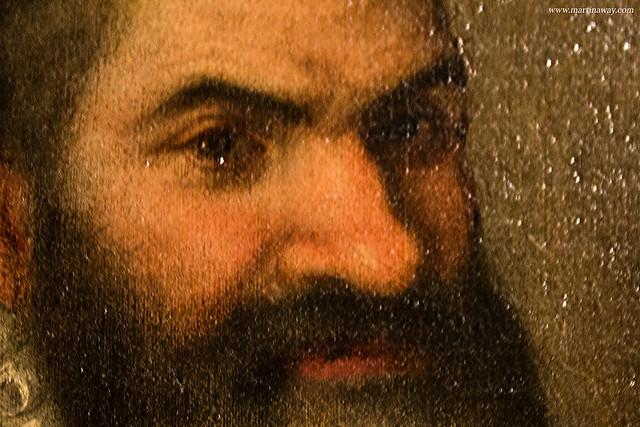 Ritratto di gentiluomo in nero, Giovan Battista Moroni