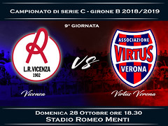 L.R.Vicenza Virtus-Virtus Verona 3-2