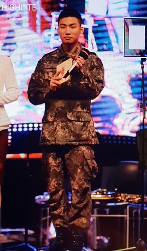 2018-10-11 Daesung at Igija Festival