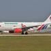D-ASTA Airbus A319-112 EGCC 13-07-13