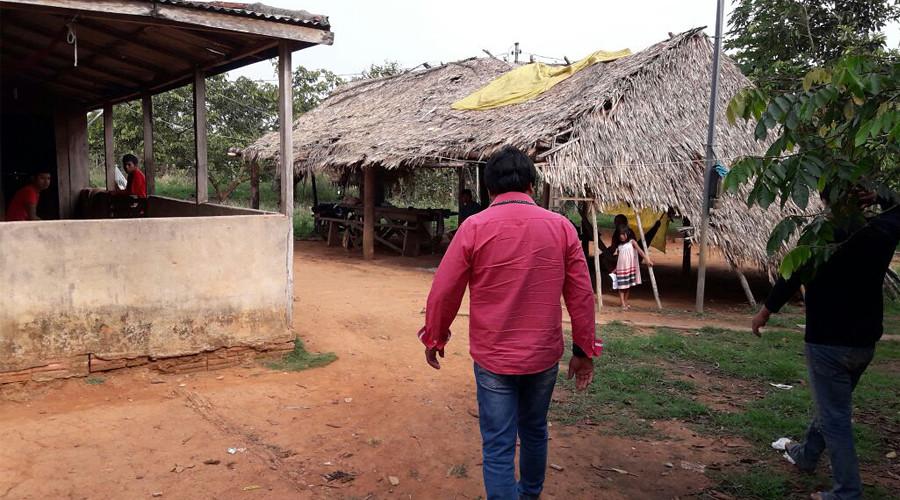 Divulgação em todas as aldeias_Constituição da COOPAITER